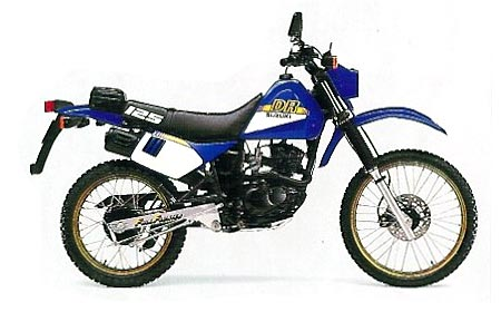 DR125 S