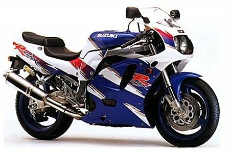 GSXR750W '92-'93