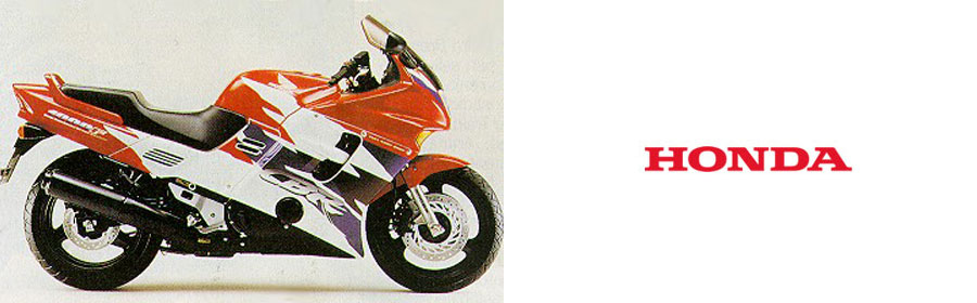 CBR1000F DUAL 94-95
