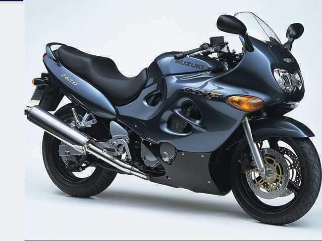 GSXF750 KATANA 2001-2005
