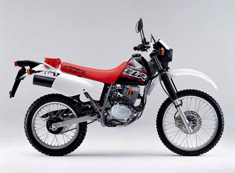 XLR 125 '97-'02