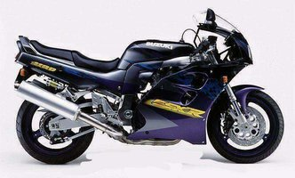 GSXR1100W '93-'96