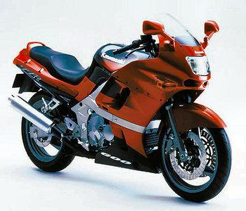 ZZR 600 '93-'98