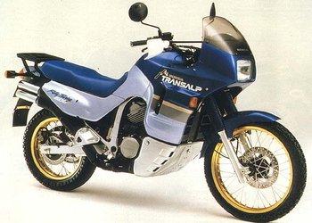 XLV600 TRANALP '91-'93