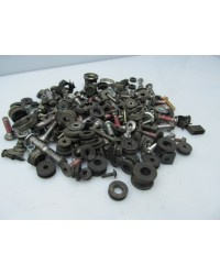 KAWASAKI ER6N ABS '06-'09 BOLTS-RUBBERS SET
