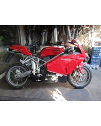 DUCATI 999S '05 COMPLETE MOTORCYCLE