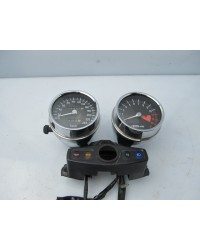 KAWASAKI ZR550-ZR750 ZEPHYR COMPLETE CLOCKS USED ORIGINAL