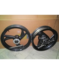 pair wheel rims tdm850 4tx